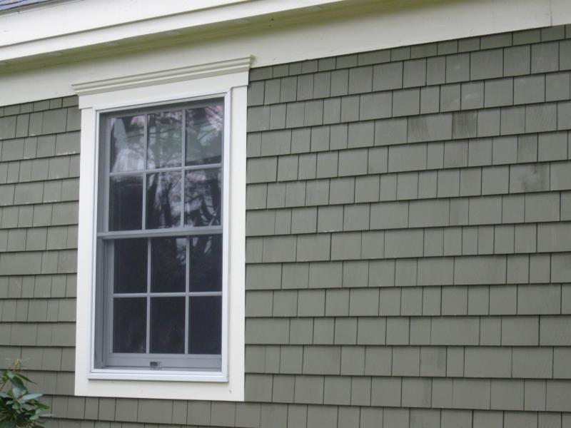 Robert j fritsch siding contractor services - Exterior window trim ideas pictures ...